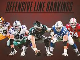 Ny Giants Rb Depth Chart Offensive Line Rankings Nfls Best Worst Protection Units