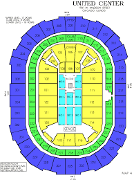 Chicago United Center Concert Seating Chart Venue Seating Charts She 100 3 Wshe Chicago
