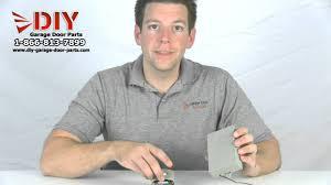 Linear Multi Code Garage Door Opener & Receiver - YouTube