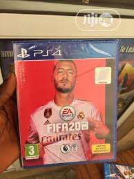 PS4 Fifa 2020 Game Cd in Ikeja - Video ...