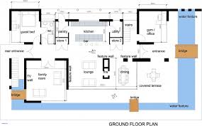 modern home architecture blueprints.  Blueprints Modern House Plan Style Plans Unique  Contemporary Home  On Architecture Blueprints R