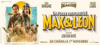 Les aventures de max et léon, deux amis d'enfance fainéants et bringueurs, qui tentent par tous les moyens d'échapper à la seconde guerre mondiale. Mes Mots En 16 9 La Folle Histoire De Max Leon