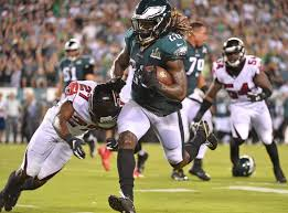 Detroit Lions Working Out Free Agent Running Back Jay Ajayi
