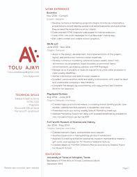 Resume Tolu Ajayi