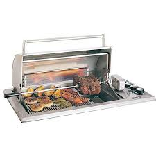 fire magic legacy regal i propane gas countertop grill with rotisserie bbq guys