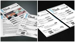 well designed resume examples for your inspiration a4 resume by ceacutesar santiago molina
