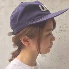 お出かけシーズン到来脱いでも可愛い帽子のヘアアレンジ10選