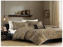 cheetah print bedroom idea fresh decor