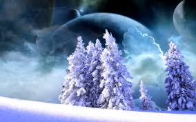january winter background. Delighful January Winter Fantasy  Background In January G