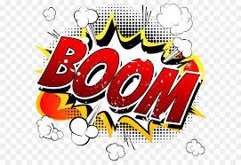 cartoon ics ic book ilration boom ic explosion vector cloud