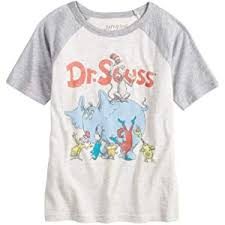 Kohls Jumping Beans Size Chart Amazon Com Jumping Beans Little Boys 4 12 Dr Seuss 1 Fish