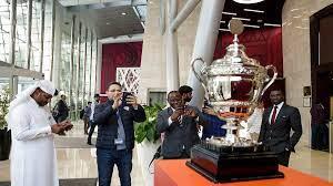 رسميا.. كاف يعلن إقامة كأس السوبر الأفريقي في قطر دون الإعلان عن موعد  المباراة