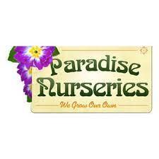 paradise nurseries gardening supplies