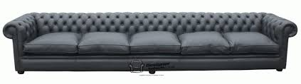 long leather couch. Brilliant Long There Are Some Names That Hold More Power As Compared To Others And One Of  Those Is Chesterfield Sofas A Sense Royalty Style Conveyed By  On Long Leather Couch