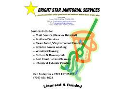 Commercial Cleaning Flyers Commercial Cleaning Business Flyers Examples And Samples