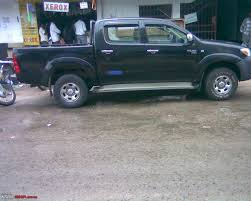 SPOTTED !!! Toyota Hilux -- on Fortuner lines - Page 2 - Team-BHP