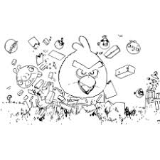 Small Picture Top 40 Free Printable Angry Birds Coloring Pages Online