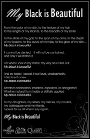 Black Beautiful Quotes Best Of My Black Is BeautifulPoem SELF◇AWARENESS Pinterest Poem
