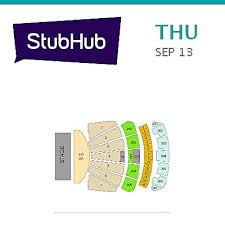 Nine Inch Nails Tickets Morrison 140 50 Picclick