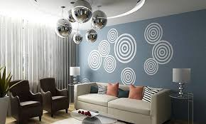 Paint And Decorating 40 Bright Wall Painting Ideas Mesmerizing Wall Painting Living Room Creative