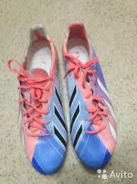 <b>Бутсы Adidas Adizero f50</b> Messi купить в Москве на Avito ...