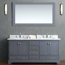 mirrored bathroom vanity grey double sink bathroom vanity with mirror bath vanity plus