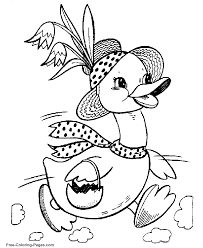 Free Printable Preschool Easter Coloring Pages 408826 Myscres