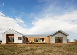 Best House Designs Australia Corrugated Steel Provides Durable Facade For House By Glow