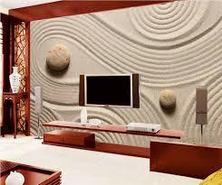 Beibehang Aangepaste Behang 3d Foto Muurschilderingen Grijs Pebble