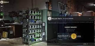 Price online monitoring, charts, price history on escape from tarkov flea market items. Escape From Tarkov Bitcoin Farming Guide Caffeinatedgamer