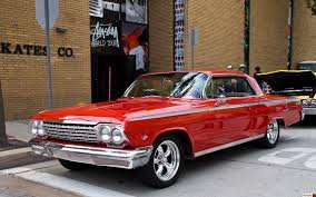 1962 Impala, red 2-door - I love red - Sweeet Ride! | The Need For ...