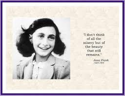 Jewish Inspirational Quotes Magnificent 48 Saddening But Inspiring Quotes From 'The Diary Of Anne Frank'