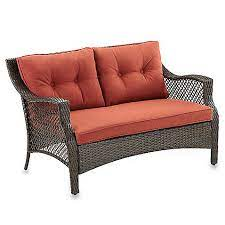 patio furniture sets outdoor loveseat
