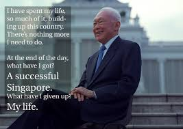 Here are Mr Lee Kuan Yew's 12 most memorable quotes | The New Paper