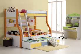 Bunk Beds Kids Furniture : Bunk Beds For Kids Ideas  Home Design  With  Regard