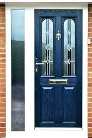 front door glass panels replacement with entry panel