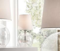 and tucci modern parigi table lamp small round base in various colours