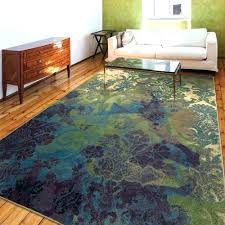 purple and green area rugs plum colored moody rug trends blue
