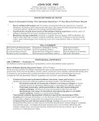 Quality Assurance Resume Examples Medium Small Software Quality ...
