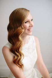 loose wavy hairstyle wedding long hairstyles ideas 2017