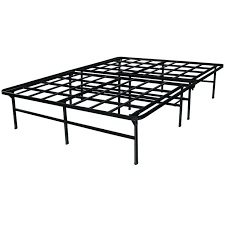 Spa Sensations Elite Smart Base Steel Bed Frame King Size Sturdy ...