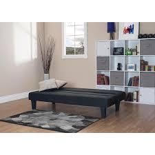 futon for living room. amazon.com: black convertible living room bedroom dorm furniture set futon sleeper reclining couch sofa: kitchen \u0026 dining for