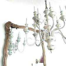 white iron chandelier chandeliers distressed white chandelier paint idea white distressed chandelier hanging light large rustic