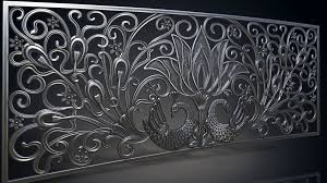Cast Iron Fence Designs Cast Iron Fence Design Completed Temple Of The Vedic