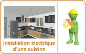 Installation électrique Cuisine Lélectricité Dans La Cuisine