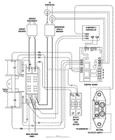 briggs and stratton power products 071070 01 150 amp transfer wiring diagram transfer switch 311454wd