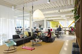 google office decor. Office Designing The Latest Trends In Design Business Interior Ideas For  Decorating At Work . Company Google Office Decor