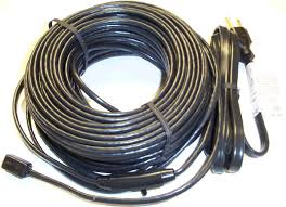 easy heat adks roof and gutter heat trace cable adks 500 cable 100 feet 500 watts