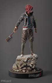 Dying Light Action Figures Artstation Dying Light 2 Base For The Figurine Kasia