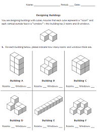 volume and surface area Designing Buildings | MATH: Problem ...